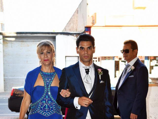La boda de Clemente y Andrea en Los Ramos, Murcia 14