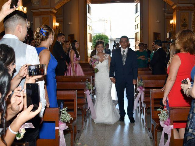 La boda de Clemente y Andrea en Los Ramos, Murcia 15