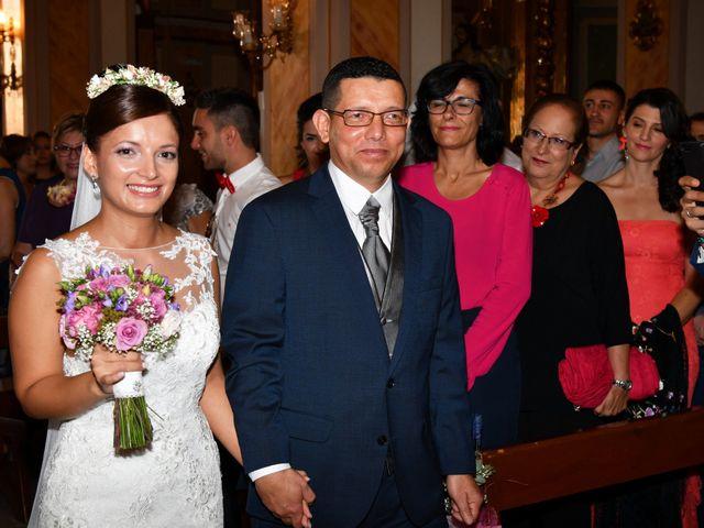 La boda de Clemente y Andrea en Los Ramos, Murcia 16