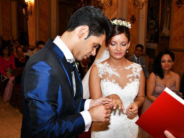 La boda de Clemente y Andrea en Los Ramos, Murcia 20