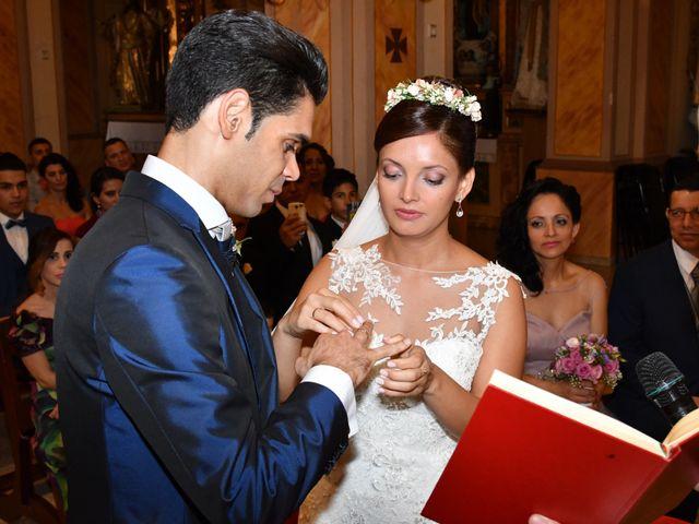 La boda de Clemente y Andrea en Los Ramos, Murcia 21