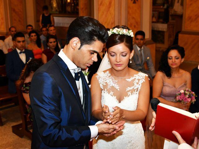 La boda de Clemente y Andrea en Los Ramos, Murcia 22