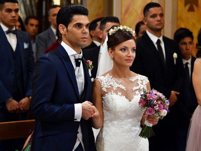 La boda de Clemente y Andrea en Los Ramos, Murcia 23