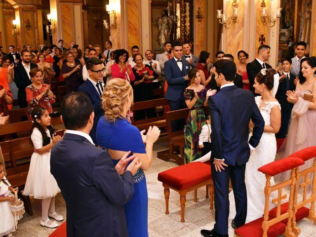 La boda de Clemente y Andrea en Los Ramos, Murcia 24