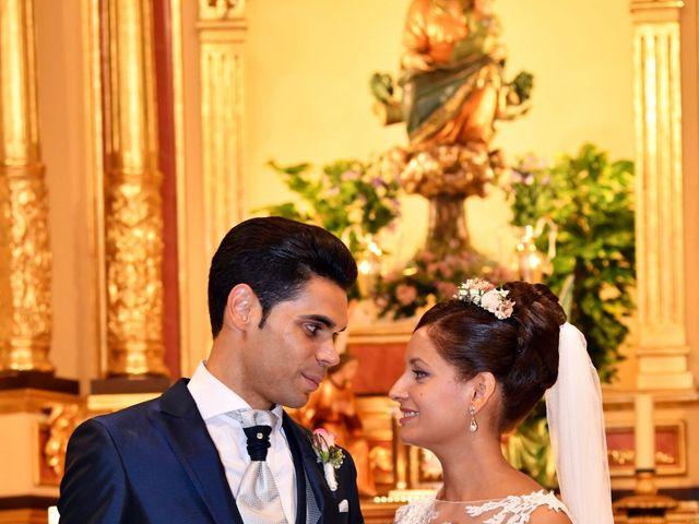 La boda de Clemente y Andrea en Los Ramos, Murcia 25
