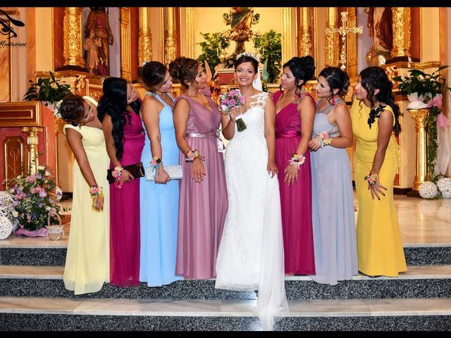 La boda de Clemente y Andrea en Los Ramos, Murcia 26