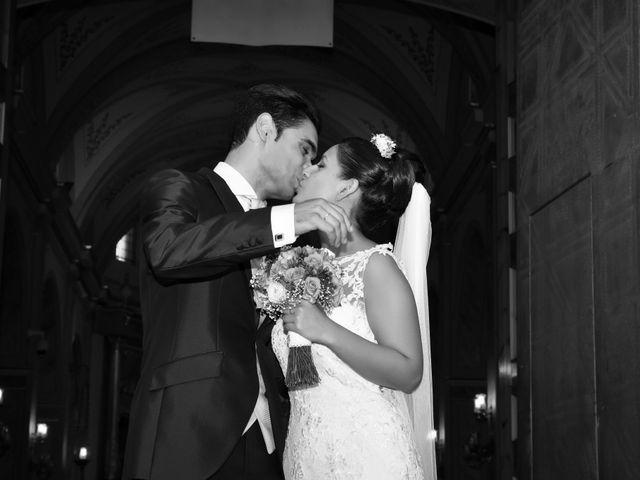 La boda de Clemente y Andrea en Los Ramos, Murcia 27