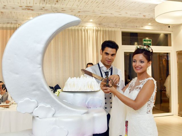La boda de Clemente y Andrea en Los Ramos, Murcia 32