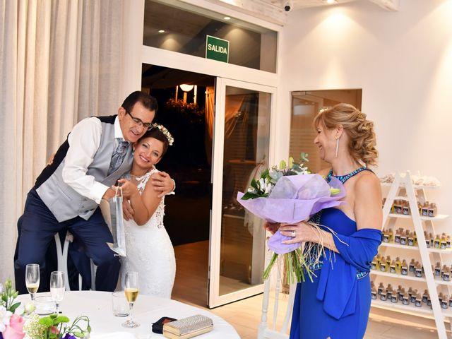 La boda de Clemente y Andrea en Los Ramos, Murcia 33