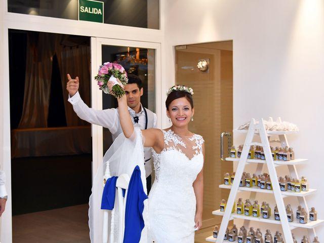 La boda de Clemente y Andrea en Los Ramos, Murcia 34