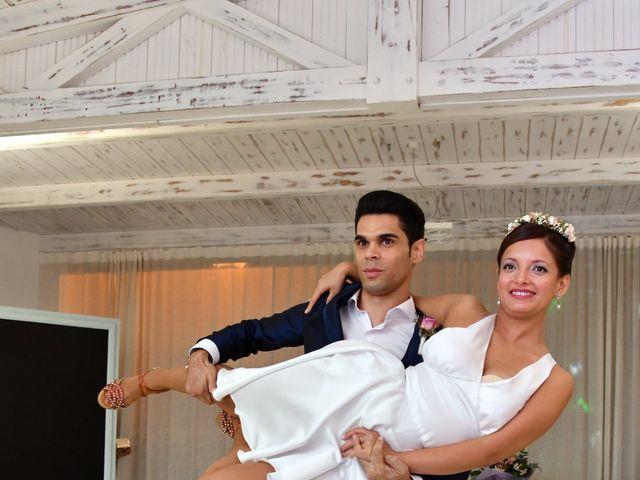 La boda de Clemente y Andrea en Los Ramos, Murcia 38