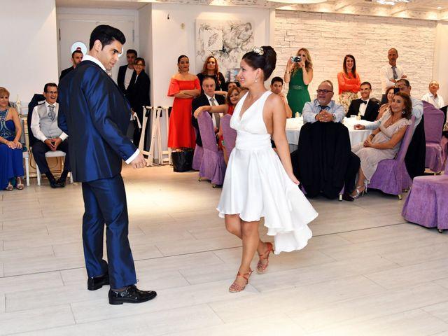 La boda de Clemente y Andrea en Los Ramos, Murcia 41