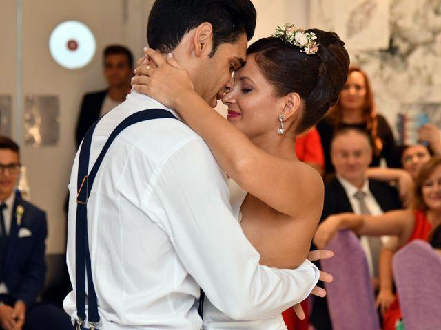 La boda de Clemente y Andrea en Los Ramos, Murcia 42