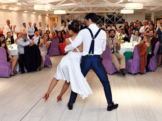 La boda de Clemente y Andrea en Los Ramos, Murcia 43