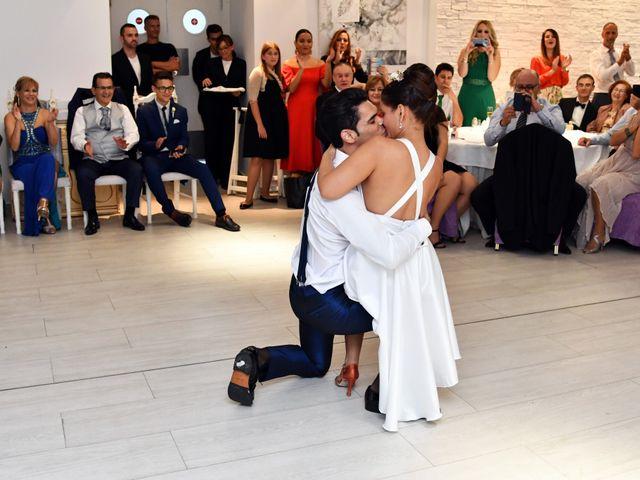 La boda de Clemente y Andrea en Los Ramos, Murcia 44