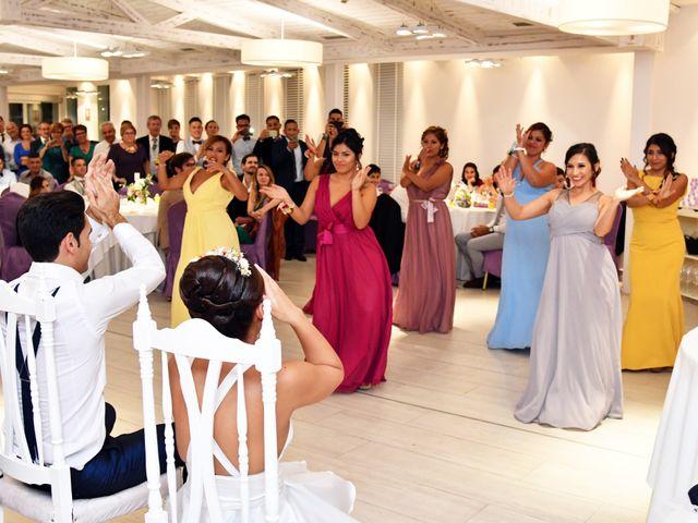 La boda de Clemente y Andrea en Los Ramos, Murcia 45