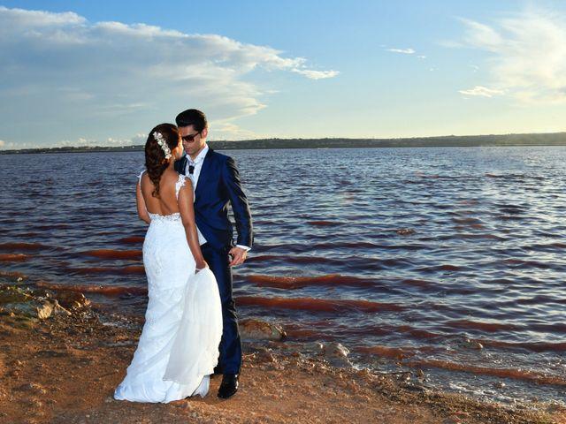 La boda de Clemente y Andrea en Los Ramos, Murcia 46