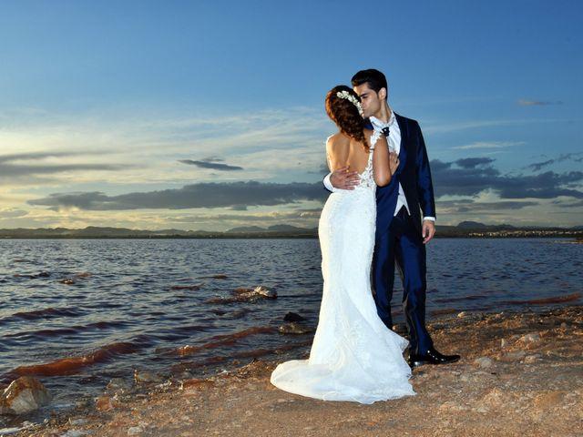 La boda de Clemente y Andrea en Los Ramos, Murcia 49
