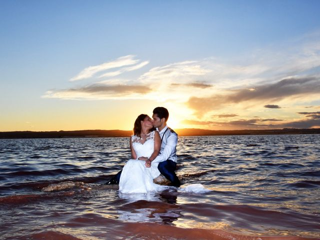 La boda de Clemente y Andrea en Los Ramos, Murcia 51