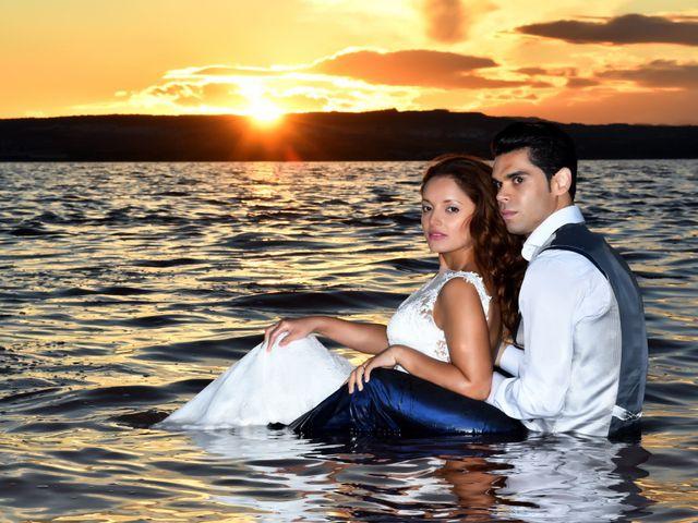La boda de Clemente y Andrea en Los Ramos, Murcia 53