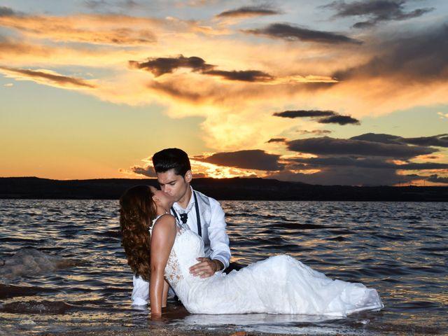 La boda de Clemente y Andrea en Los Ramos, Murcia 54