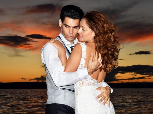 La boda de Clemente y Andrea en Los Ramos, Murcia 56