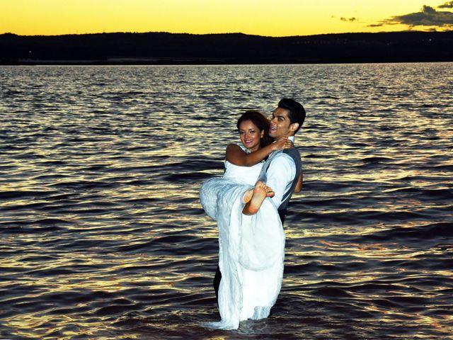 La boda de Clemente y Andrea en Los Ramos, Murcia 57