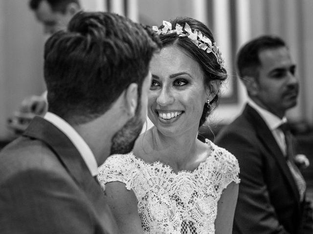 La boda de Nacho y Beatriz en Zaragoza, Zaragoza 24