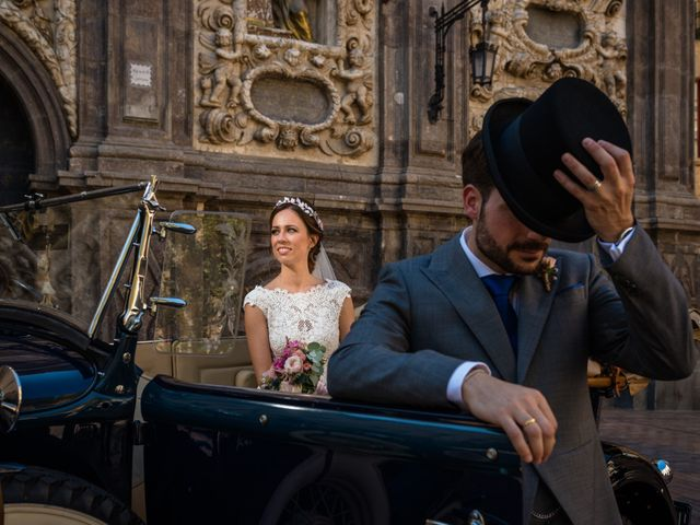 La boda de Nacho y Beatriz en Zaragoza, Zaragoza 1