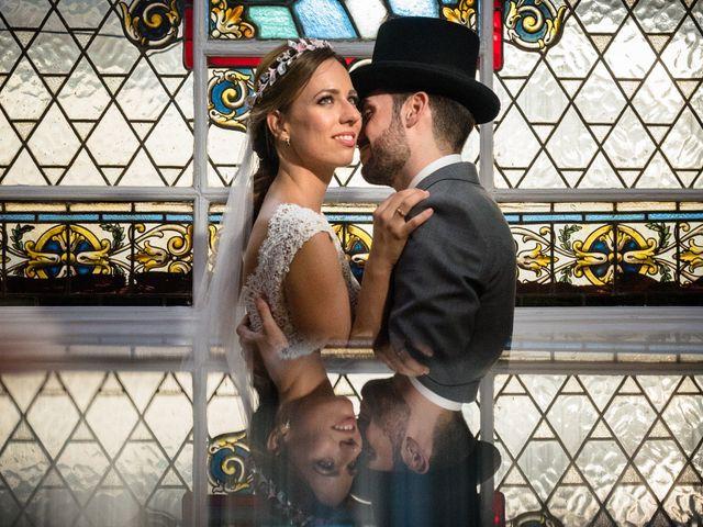 La boda de Beatriz y Nacho
