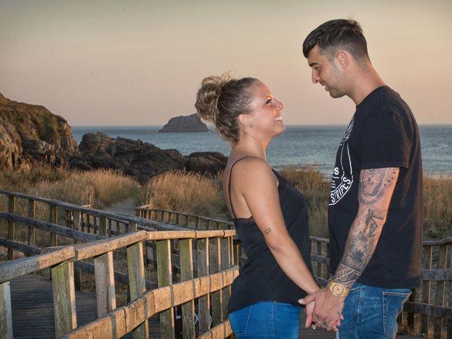 La boda de Manuel y Olalla en Muxia, A Coruña 2