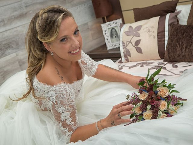 La boda de Manuel y Olalla en Muxia, A Coruña 5