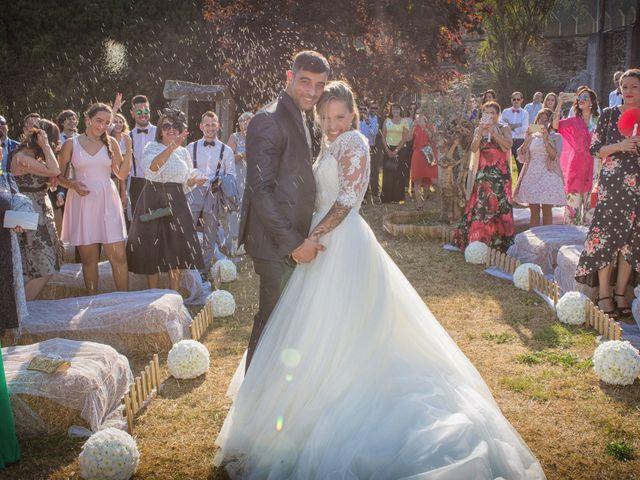 La boda de Manuel y Olalla en Muxia, A Coruña 8