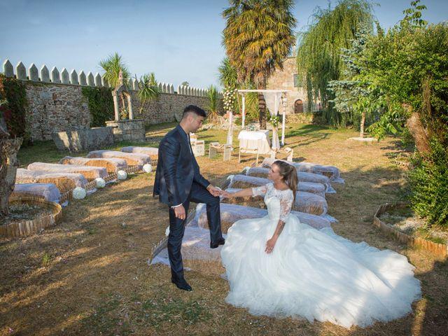 La boda de Manuel y Olalla en Muxia, A Coruña 10