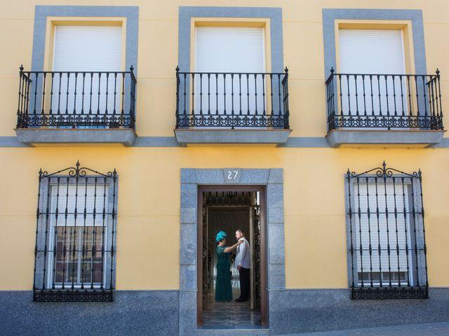 La boda de Julio y Cristina en Solana De Los Barros, Badajoz 2