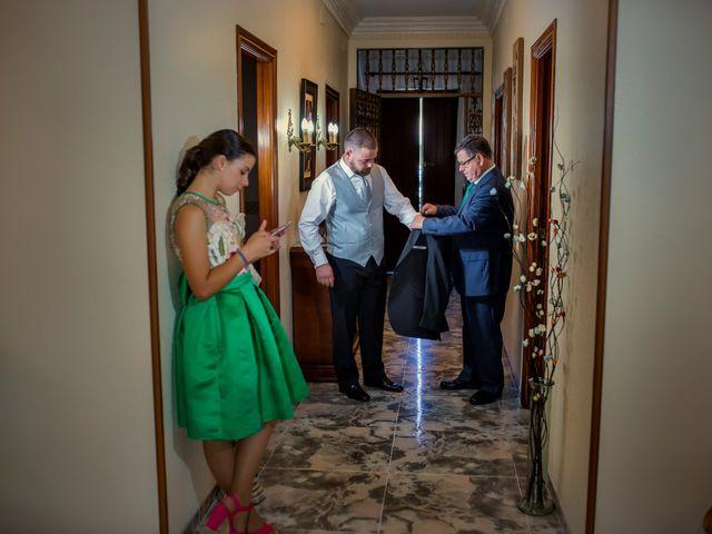 La boda de Julio y Cristina en Solana De Los Barros, Badajoz 3