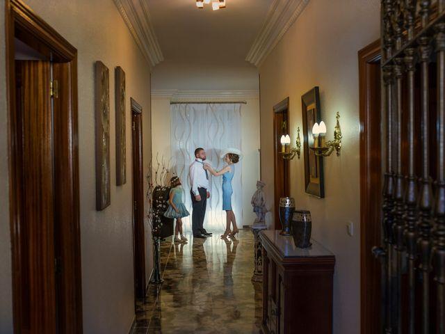 La boda de Julio y Cristina en Solana De Los Barros, Badajoz 5