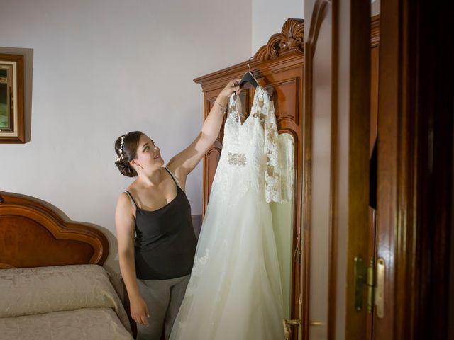 La boda de Julio y Cristina en Solana De Los Barros, Badajoz 6