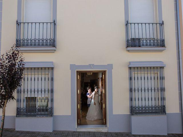La boda de Julio y Cristina en Solana De Los Barros, Badajoz 7