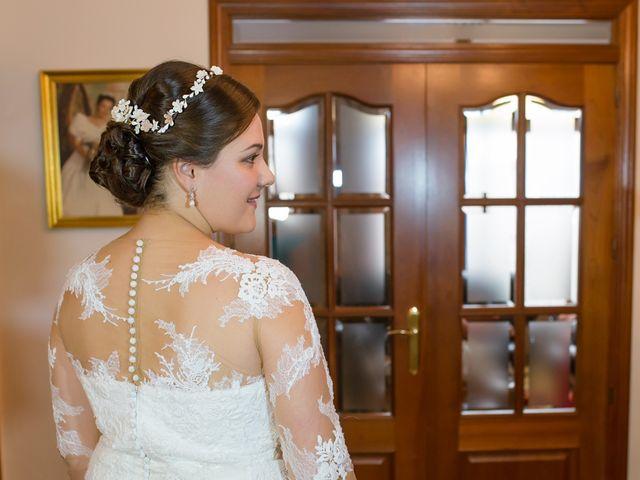La boda de Julio y Cristina en Solana De Los Barros, Badajoz 8