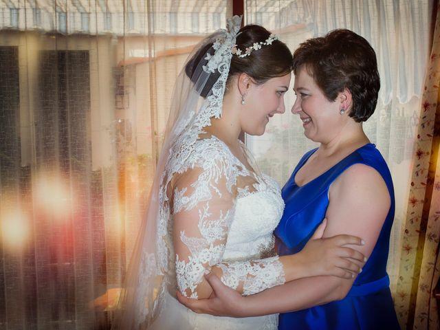 La boda de Julio y Cristina en Solana De Los Barros, Badajoz 10
