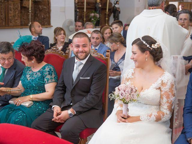 La boda de Julio y Cristina en Solana De Los Barros, Badajoz 15