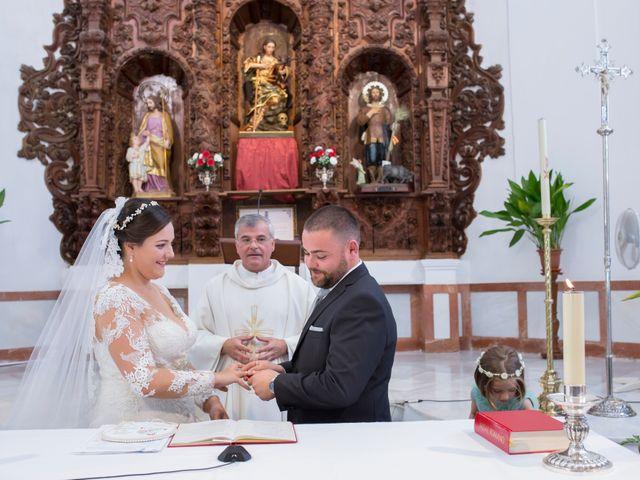 La boda de Julio y Cristina en Solana De Los Barros, Badajoz 17