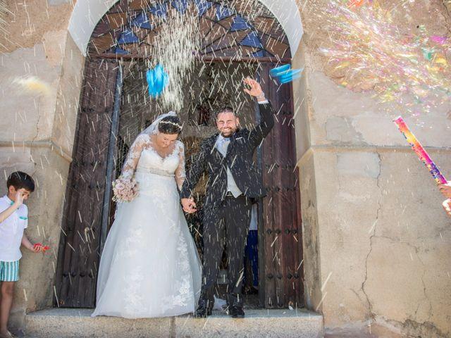 La boda de Julio y Cristina en Solana De Los Barros, Badajoz 20