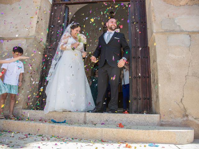 La boda de Julio y Cristina en Solana De Los Barros, Badajoz 21
