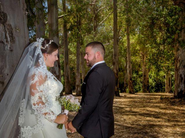 La boda de Julio y Cristina en Solana De Los Barros, Badajoz 26