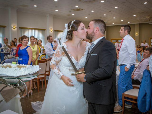 La boda de Julio y Cristina en Solana De Los Barros, Badajoz 22
