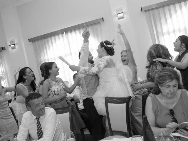 La boda de Julio y Cristina en Solana De Los Barros, Badajoz 24