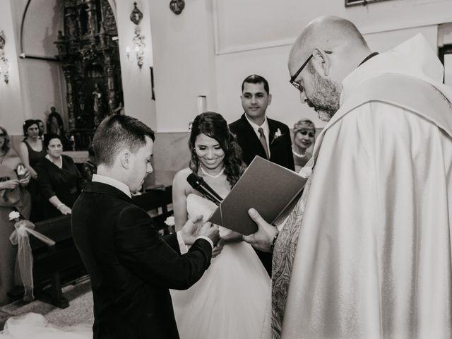La boda de Sergio y Génesis en Alcalá De Henares, Madrid 23