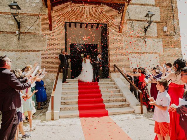 La boda de Sergio y Génesis en Alcalá De Henares, Madrid 26
